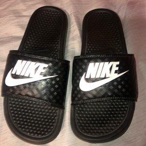 Nike Slip on Slides